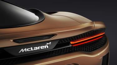 McLaren GT - rear detail