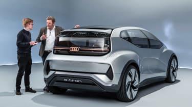 Audi AI:ME - James Brodie rear