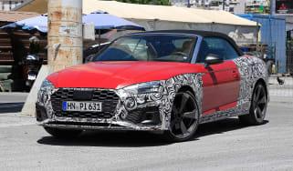 Audi S5 Cabriolet - spyshot 2