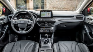 Ford Focus Estate Vignale - interior