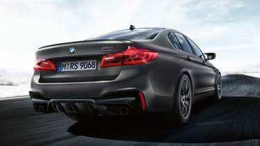 BMW M5 Edition 35 Years - rear action