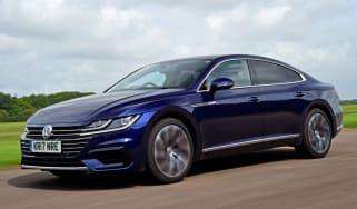Volkswagen Arteon review - road