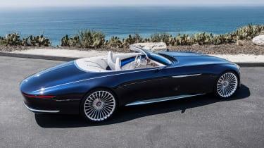 Vision Mercedes-Maybach 6 Cabriolet - rear