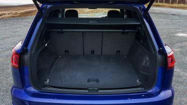 Volkswagen Touareg R - boot