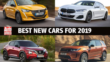 Best new cars for 2019 - header