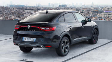 Renault Arkana - rear