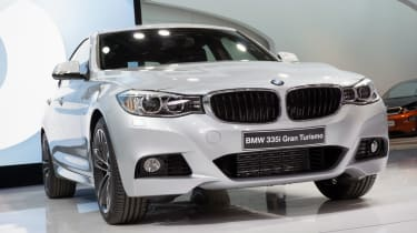 BMW 3 Series GT revealed