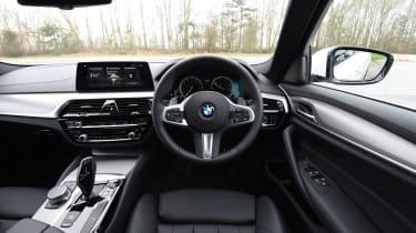 BMW 5 Series 520d xDrive 2017 - interior