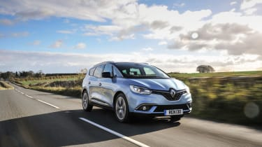 Renault Scenic and Grand Scenic Hybrid Assist - 7