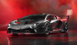 Lamborghini SC18 - front