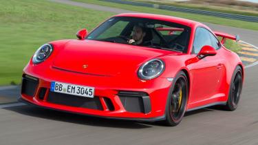 Best performance cars 2017/2018 - Porsche 911 GT3