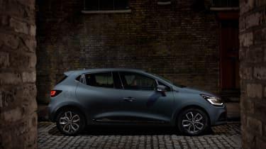 Renault Clio Urban Nav - side