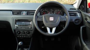 Used SEAT Toledo MK4 - cabin