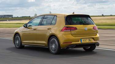 Volkswagen Golf - rear
