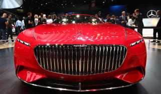 Maybach 6 - Paris front