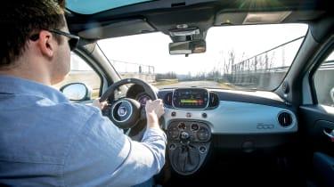 Fiat 500 Mild Hybrid - James Howe