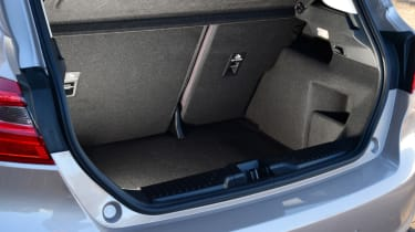 Ford Fiesta Vignale boot space