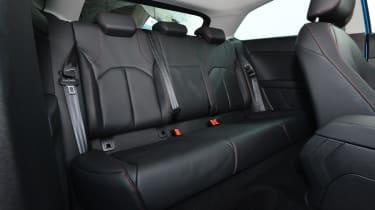 SEAT Leon SC 1.8 TSi FR rear seats