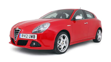 Used Alfa Romeo Giulietta - front