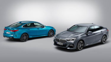 BMW 2 Series Gran Coupe - both rear