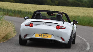 BBR Mazda MX-5 Turbo - rear action
