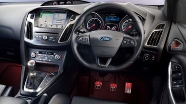 Used Ford Focus ST - dash
