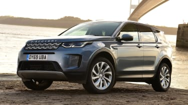 Land Rover Discovery Sport - static front