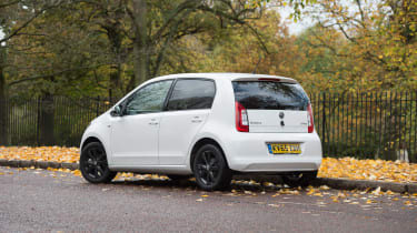 Skoda Citigo Black Edition rear
