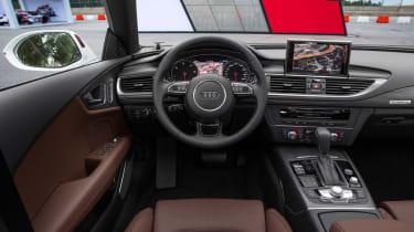 Audi A7 Ultra interior