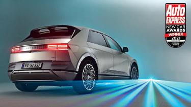Hyundai Ioniq 5 - New Car Awards 2021