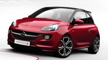 Opel Vauxhall Adam S