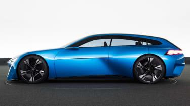 Peugeot Instinct concept - side