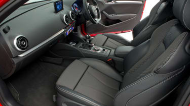 Used Audi A3 mk3 2012 - interior