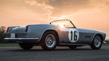 Ferrari 250 GT LWB California Spider Competizione - sunset