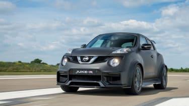 Nissan Juke-R nose