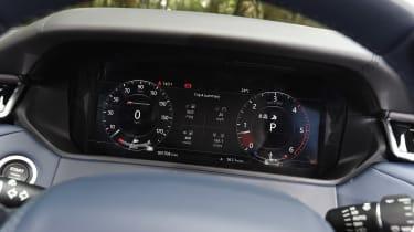 Range Rover Velar - dials