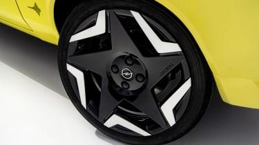 Opel Manta GSe ElektroMOD - wheel