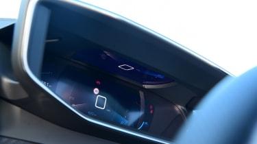 Peugeot 2008 - 3D display
