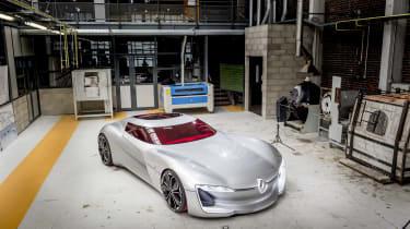 Renault Trezor concept wide