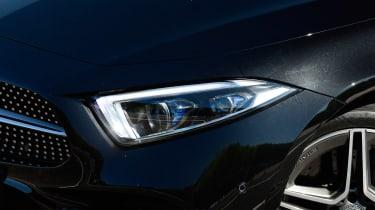 Mercedes CLS 450 - front light
