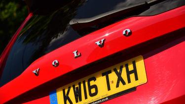 Volvo XC90 long-term test - rear