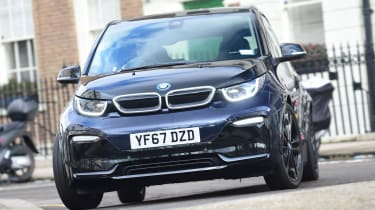 BMW i3s in-depth review - front