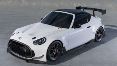 Toyota S-FR Racing Concept - front three quarter 3