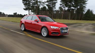 Audi RS3 - cabin