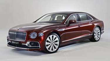 Bentley Flying Spur - studio front