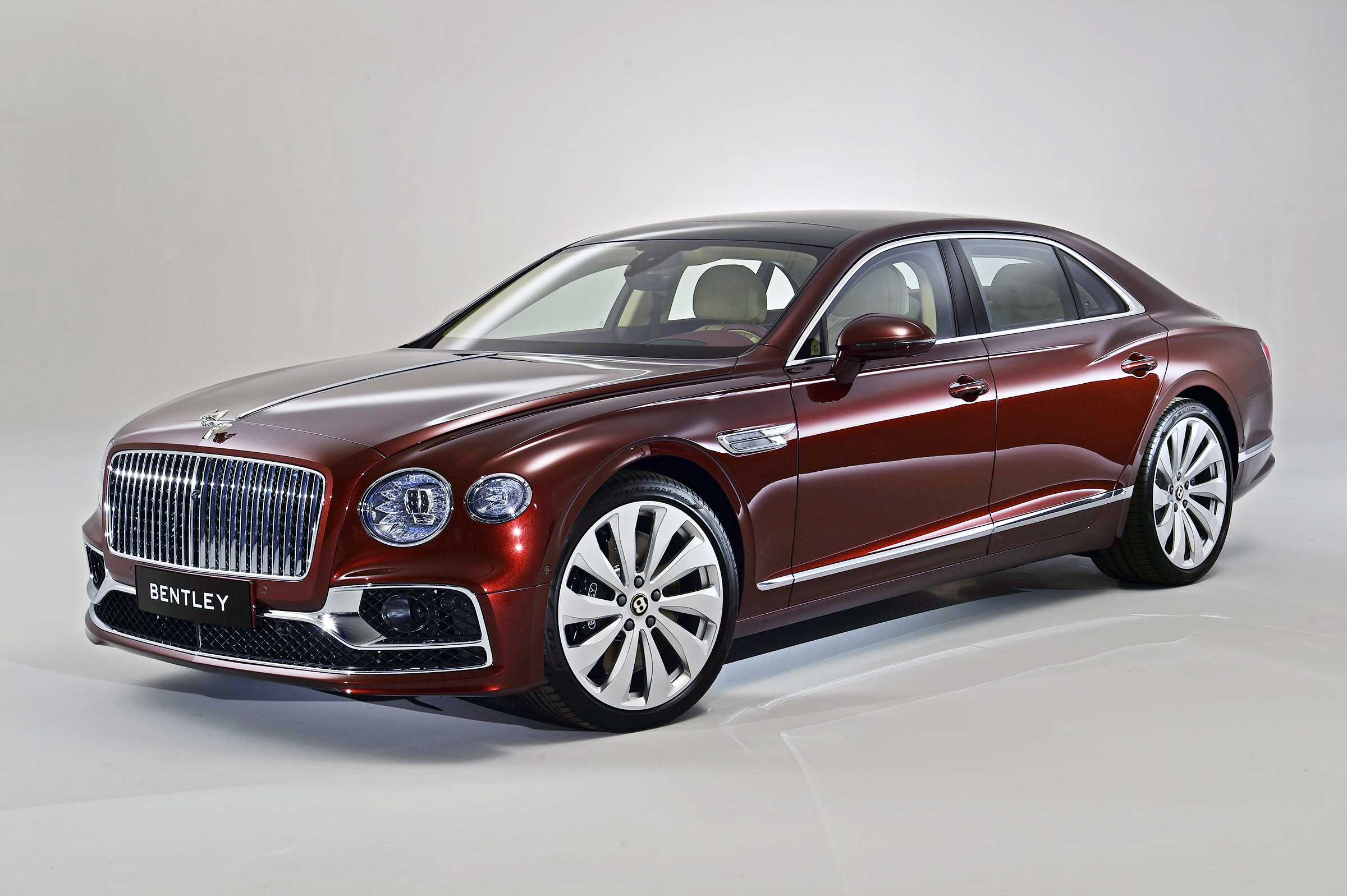 New 2019 Bentley Flying Spur marks brand's centenary ...