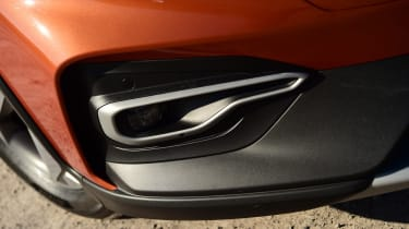 Ford Focus Active - bumper