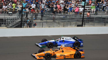 Motorsport review 2017 - Indy 500