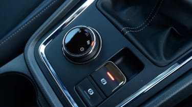 Long-term test review: SEAT Ateca - centre console