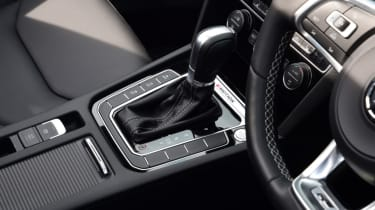 Volkswagen Arteon review - transmission